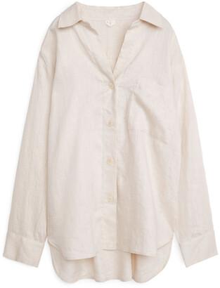 Arket Linen Shirt