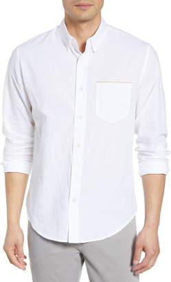 Billy Reid Standard Fit Sport Shirt