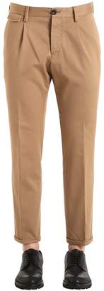 Pt01 20cm Double Twisted Gabardine Pants