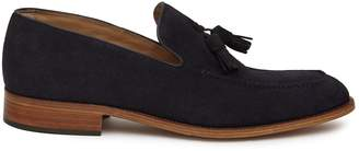 Reiss Patrick Suede Tasselled Loafers