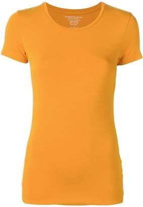 Majestic Filatures stretch crewneck T-shirt
