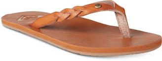 Roxy Liza Flip-Flop Sandals Women Shoes