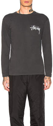 Stussy Stock Long Sleeve Tee
