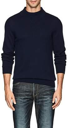 Brunello Cucinelli Men's Cotton Mock-Turtleneck Sweater