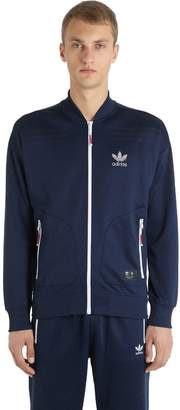 adidas United Arrows Nylon Track Jacket