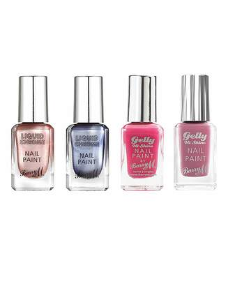 Barry M Nail Polish Bundle