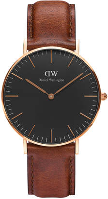 Daniel Wellington DW00100136 Classic St Mawes Rose Watch