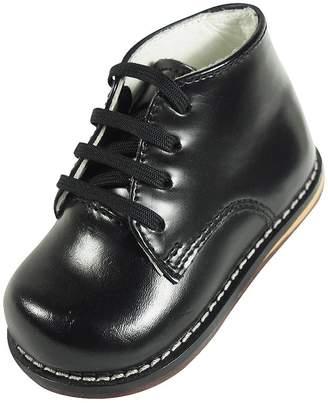 Josmo 8190 Plain Infant Walking Shoes, - Wide - Size 7.5
