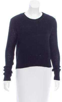 Alexander Wang Crew Neck Knit Sweater