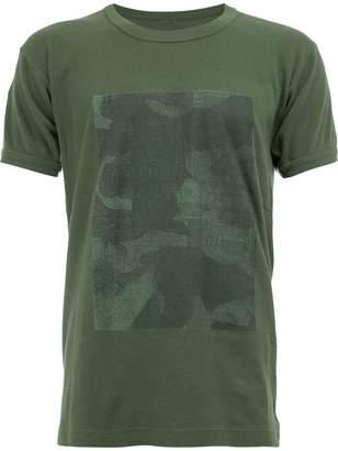 Myar camouflage box print T-shirt