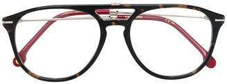 Carrera aviator style glasses