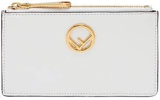 Fendi logo embellished wallet