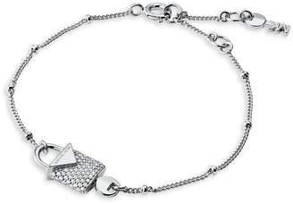 Michael Kors Kors Color Sterling Silver Bracelet