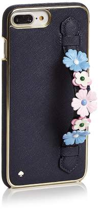 Kate Spade Floral iPhone 7/8 Plus Case with Hand Strap