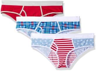 Honeydew Intimates Women's Charlie Boy Brief 3 Pack