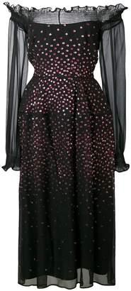 Talbot Runhof メタル装飾 ドレス