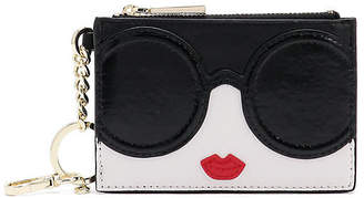 Alice + Olivia (アリス オリビア) - Alice+olivia Staceyface Zip Coin Pouch Keycharm