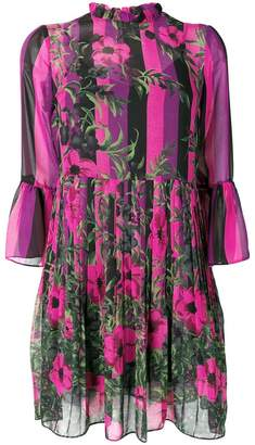 Twin-Set floral-print dress