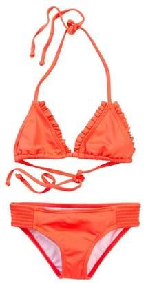 Billabong Sol Searcher Tri Bikini Set (Big Girls)