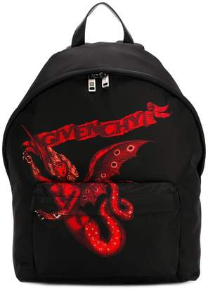 Givenchy Winged Beast backpack