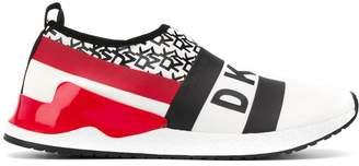 DKNY reese slip-on sneakers