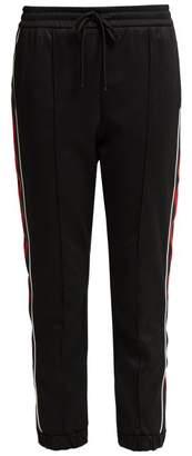 Gucci Side Stripe Track Pants - Womens - Black