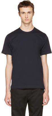 Comme des Garcons Navy Basic T-Shirt