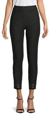 MICHAEL Michael Kors Embellished Trousers