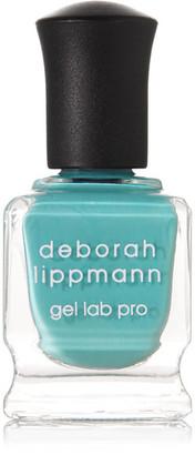 Deborah Lippmann - Gel Lab Pro Nail Polish - Splish Splash $20 thestylecure.com