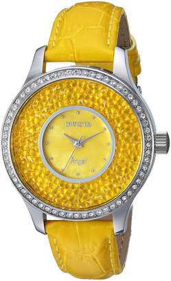 Invicta Unknown Women's 24587 Angel Quartz 3 Hand Dial Watch