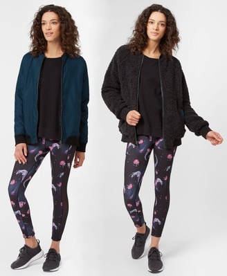 Sweaty Betty Jackie Reversible Embroidered Jacket