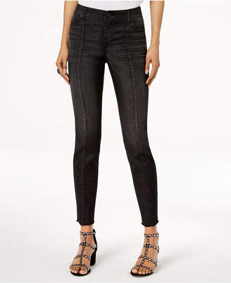 INC International Concepts I.N.C. Seamed Skinny Jeans, Created for Macy's