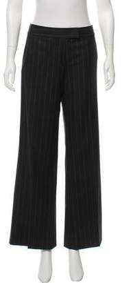 Kaufman Franco Kaufmanfranco Mid-Rise Wool-Blend Pants
