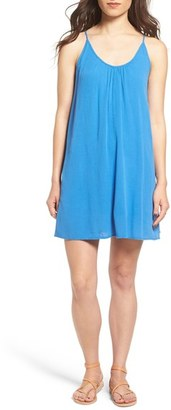 Roxy 'Phantom' Woven Slipdress $44.50 thestylecure.com