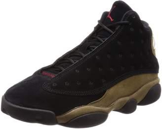 Jordan Air 13 Retro Olive men lifestyle retro basketball casual shoes - 11