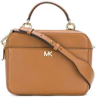 MICHAEL Michael Kors guitar strap satchel bag