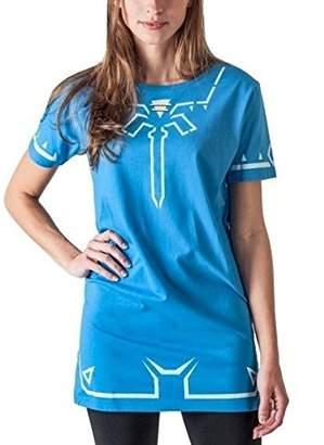 Bioworld Merchandising / Independent Sales Legend of Zelda Breath of the Wild Juniors Costume Dress