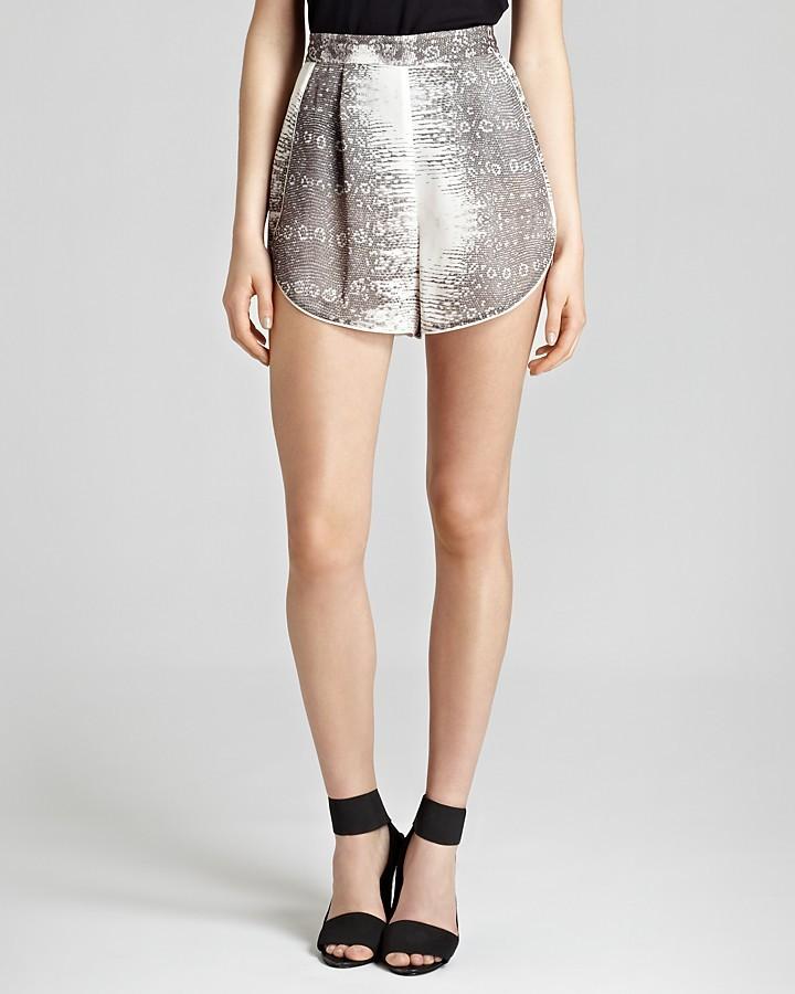Reiss Shorts - Morgan Silk