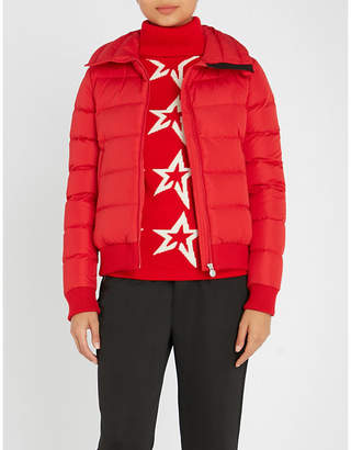 SuperStar Perfect Moment shell-down jacket