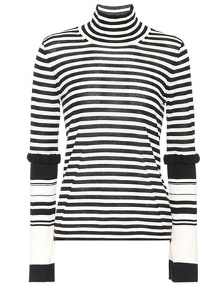Dorothee Schumacher Delicate Delights silk and cashmere sweater