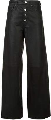 Amiri wide-leg trousers