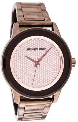 Michael Kors Kinley Pavé Watch