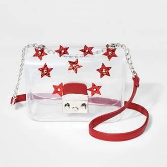 Cat & Jack Women's Crossbody Handbag Clear