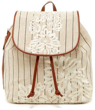 Tommy Bahama Paradise Flower Backpack $98 thestylecure.com