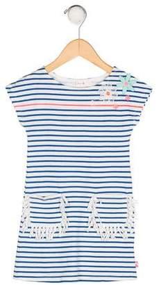 Billieblush Girls' Stripe Dress