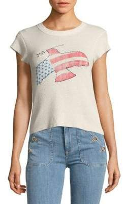 Free People Short-Sleeve Graphic Tee