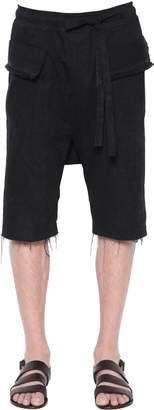 Damir Doma Prys Pockets Denim Shorts