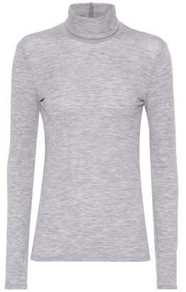 The Row Margit stretch cashmere sweater