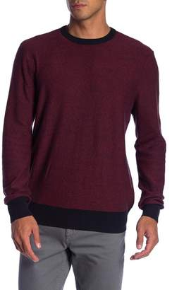 Joe Fresh Knit Solid Trim Sweater
