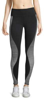 Alo Yoga Airbrush Stripe Leggings